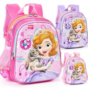 Disney girls school bag